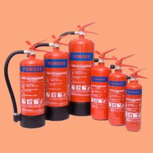 Powder-Group-300x300 Fire Extinguishers